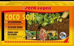 Sera Coco Soil террариумный грунт (32042) - фото 19121
