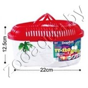 Пластиковый аквариум для черепахи TT-220