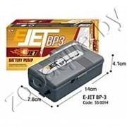 KW  BP-3 Компрессор на батарейках,1.5 вольт, 1.6л./мин.