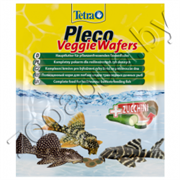 TETRA Pleco  Veggie Wafers 15g