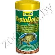 TETRA ReptoDelica Shrimps 1000ml/100g деликатес из креветок