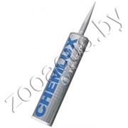 Клей 9011 проф. силиконовый 300г. до 400л чёрный