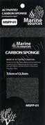 Губка SUPER ACTIVATED CARBON SPONGE 32,5х12,5х1,5см