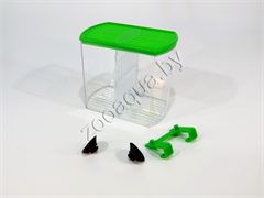 Отсадник TWO CHAMBER (KW)  пластиковый 12,5х8,5х12