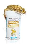 """АкваМеню  """"Экзокальций"""" 100 мл/80гр. – функциональный корм для всех видов рептилий способствующий развитию костей"""