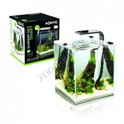 Aquael Аквариум Shrimps Set Smart Plant II 30 черный (30 литров)