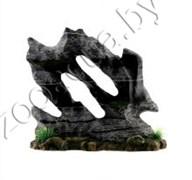 """ArtUniq Stone Sculpture L - Декоративная композиция из пластика """"Каменная скульптура"""", 24x9x21 смArtUniq Plants Set 6XS - Набор искусственных растений Лютик водный, Лилеопсис, Амбулия, Альтернантера бетзикиана, Кабомба красная, Лагаросифон, 7-10 см, 6 шт"""