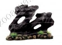"""ArtUniq Stone Sculpture S - Декоративная композиция из пластика """"Каменная скульптура"""", 24x10x17,5 смArtUniq Stone Sculpture L - Декоративная композиция из пластика """"Каменная скульптура"""", 24x9x21 смArtUniq Plants Set 6XS - Набор искусственных растений Люти"""