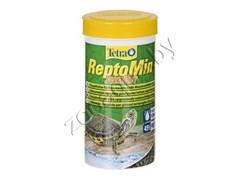 TETRA ReptoMin Junior 250ml корм для молодых черепах
