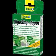Tetra AlgoStop Depot 12 капсул, для борьбы с нитчатыми и пучковатыми водорослями