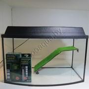 Черепашатник Aqua TV на 78 л. готовый комплект с оборудованием