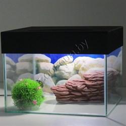 Черепашатник Aqua на 23 л.  комплект с декором и оборудованием - фото 22473