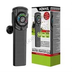 ЗооАква - товары для питомцев - AQUAEL Ultra Heater 25w (пластиковый терморегулятор) на 10-25 л
