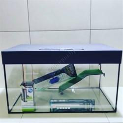 Черепашатник Aqua на 145 л. готовый комплект с оборудованием - фото 23274