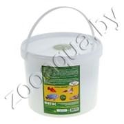 АкваМеню ФИТОС/11л/2кг- хлопьевидный ежедневный  корм с растительными добавками для рыб