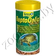 TETRA ReptoDelica Shrimps 250ml/20g деликатес из креветок
