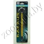 Accessory 003  Термометр стеклянный тонкий с присоской в блистере, 15см