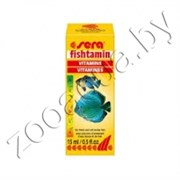 Sera Fishtamin 15ml (жидкий) (2710)