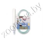 Dimei GC50 Сифон для аквариума с шариком и краном, 50см