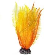Силиконовый коралл желто-оранжевый decor 220