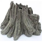 Грот-вулкан Resin Volcano 5155 (AquaEl) для AirLight (15x12x11 см.) серый (202120)
