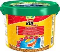 Tetra Pond Koi Sticks 10 литров (палочки)