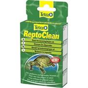 Средство для очищения и дезинфекции воды в акватеррариумахTetra Repto Clean (12 капс.)