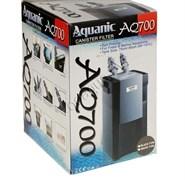 Внешний канистровый фильтр, Aquanic AQ-700,615л/ч , для пресных и морских аквариумов