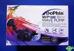 Помпа течения река/море Dophin WP1000 (KW) ,1500л./ч.,3.8 Вт.,на присосках