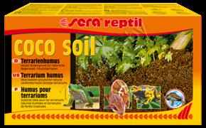 Sera Coco Soil террариумный грунт (32042)