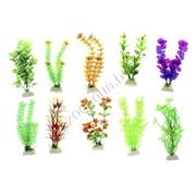 Пластиковое растение Полянка МИКС