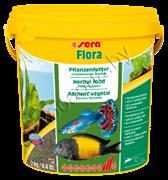 Sera Flora 10L/2000g хлопья, ведро (0690)