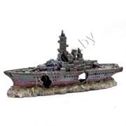 Decor 043 Военный корабль  WS008BS