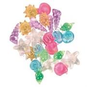 TRIXIE Разноцветные ракушки 24шт
