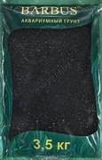 GRAVEL 029 Черный Кварцит 2-5 мм 3,5 кг