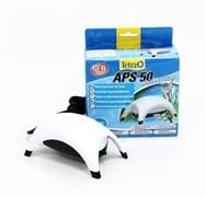 Tetratec APS 50 компрессор, аквар. 10 - 60 л., 2Вт., 50л/ч. (Белый)