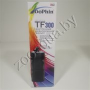 Dophin TF-300  (KW) Угловой внутр.фильтр, 4.5 вт.,300 л./ч., с регул. и дождиком