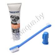 Про-Сенс Набор для ухода за зубами, 3 предмета, для собак