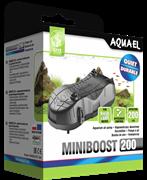 AQUAEL MiniBoost 200 (компрессор с регулятором) 2.4w, 1x200л/ч, до 200л