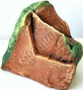 Камень обычный (коричневый) К-65к