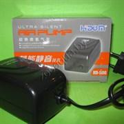Компрессор Hidom HD-500, 2.0 W, 1.5л/мин., одноканальный