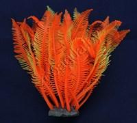 Коралл SH 131 S ( R+Y ) оранжево-желтый из латекса ( Canal) 4x4x12 см