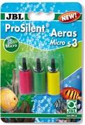 JBL ProSilent Aeras Micro S3 - Комплект их трех разноцветных распылителей цилиндрической формы 15х26 мм для получения особо мелких пузырьков