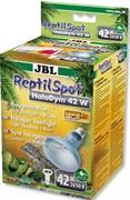 JBL ReptilSpot HaloDym 42W - Галогеновая неодимовая лампа для освещения и обогрева террариума, 42 ватта