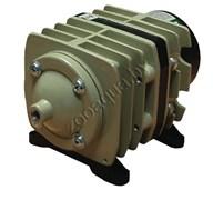 Electrical Magnetic AC 20W (45л/мин), поршневый, металл. корпус (220V,50Hz,< 60dB,>0,018Mpa,вес=1,2кг, 159*90*95мм)