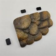 Плотик для черепах на магнитах AU-672 М, NEW (KW) 27х15,5х4,5 см