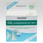 АкваМеню (Нилпа) Тест CO2  (углекислый газ)