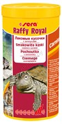 Корм для рептилий S907 SERA Raffy Royal 1000ml/220g сублимированные рыбки