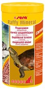 Корм для рептилий S910 SERA Raffy Mineral 1000ml/250g гранулы