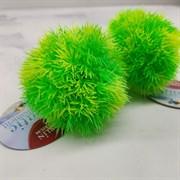 Шар из растений 8 см, YM-7229/S зеленый